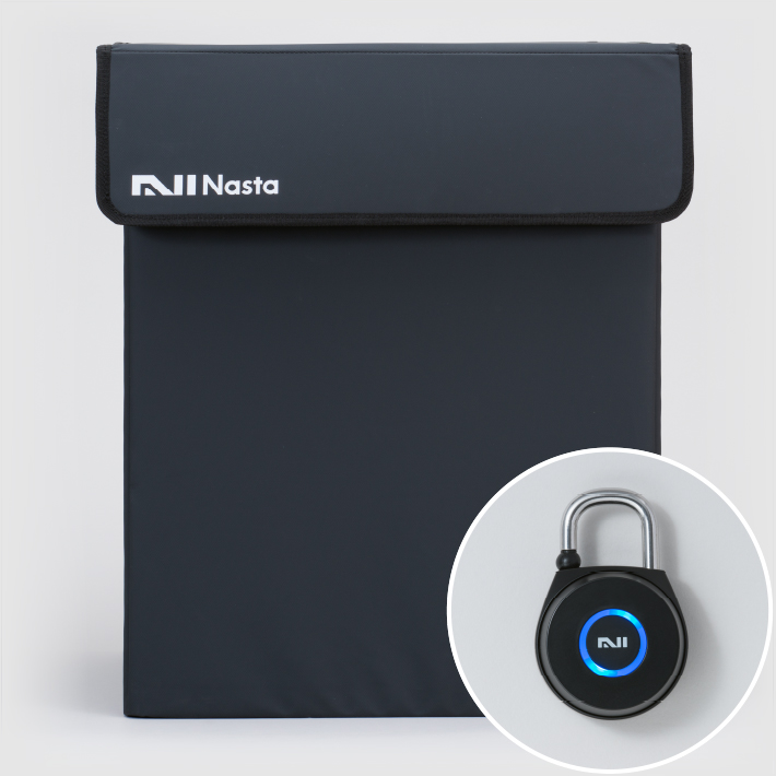 Nasta Box Soft + Smart Lock N01