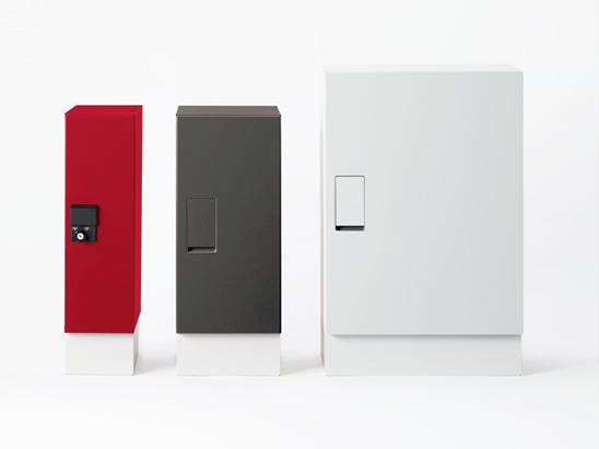 ナスタ 小型宅配ボックス 据置タイプ  商品画像